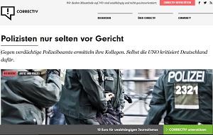 Screenshot - CORREKTIV-Artikel vom 20.08.2015