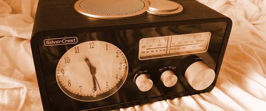 "Artikelbild Dokumentationen ""Altes Radio"""