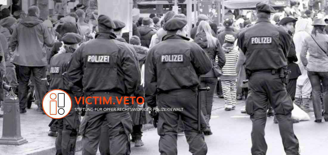 Headerbild: Polizeieinsatz