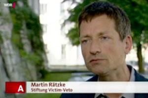 "Standbild WDR ""Aktuelle Stunde"" Martin Rätzke"